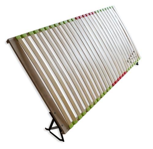 Podnoszony Bocznie Drewniany Stelaż Do łóżka